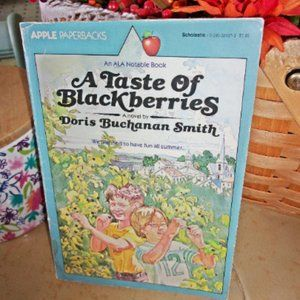 "1973 ""A Taste of Blackberries"" Children's Reading"
